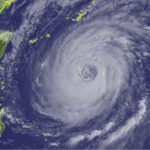 2018年台風28号の最新情報【日本への影響はあるのか?】