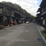 奈良井宿へのアクセス、駐車場、散策、所要時間は