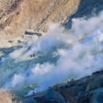 箱根火山活動に伴う規制、大涌谷への観光は【2019年警戒レベル2】